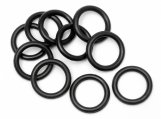 #75078 O-RING P10 (10x2mm/BLACK/10pcs)
