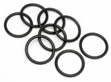 #75079 O-RING S13 (13x1.5mm/BLACK/8pcs)