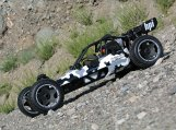#7560 BAJA 5B-1 BUGGY CLEAR BODY