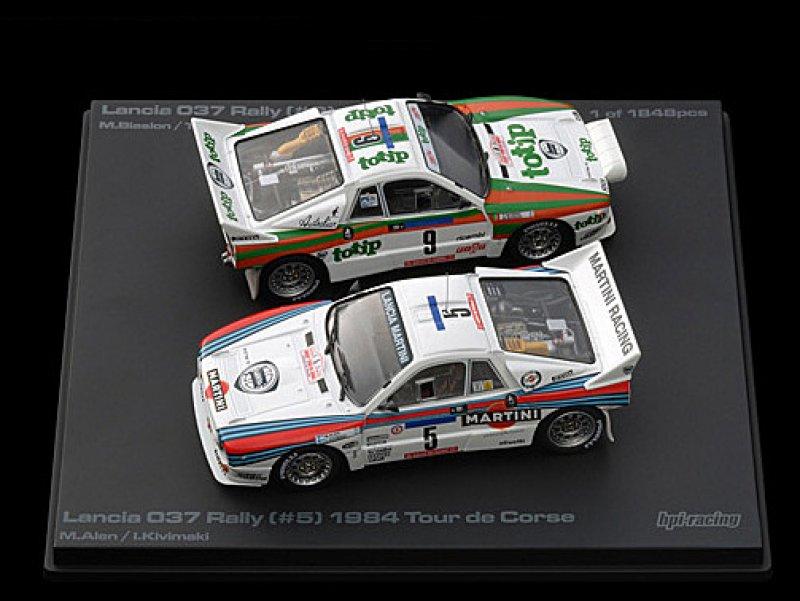 8035 lancia 037 rally 1984 tour de corse memorial set