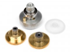 SERVO GEAR SET (METAL/SF-5)