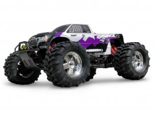 #831 - RTR SAVAGE 21TRUCK WITH NITRO GT-1 TRUCK BODY