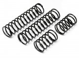 #86762 SHOCK SPRING SET 23x155x2.4mm 17.5COILS (BLACK)