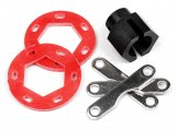 #87025 FIBERGLASS DUAL DISK BRAKE CONVERSION KIT