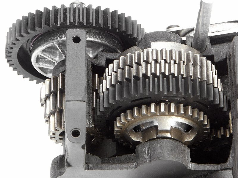 87218 3 Speed Transmission For Savage Assembled