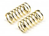 #87277 SHOCK SPRING 11x28x1.1mm 8COILS (GOLD/2pcs)