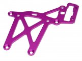#87418 REAR UPPER PLATE (PURPLE)