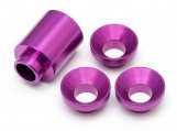 #87459 SPACER SET FOR CLUTCH BELL HOLDER (PURPLE)
