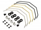 SWAY BAR SET (FRONT/REAR/CUP RACER)