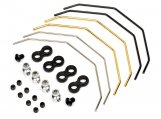 #87598 SWAY BAR SET (FRONT/REAR/CUP RACER)