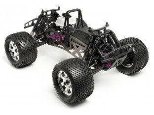 #876 - SAVAGE X SS KIT WITH NITRO GT-2 TRUCK BODY (WITHOUT ENGINE)