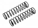 #88136 SHOCK SPRING 13x65x1.2mm 10COILS (BLACK/64gf/2pcs)