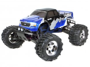 #882 - RTR SAVAGE 3.5 TRUCK WITH NITRO GT-1 TRUCK BODY