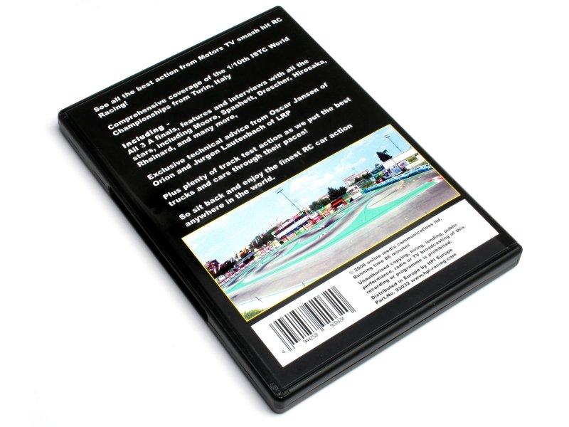 92032 RC Racing TV - Series 1 DVD