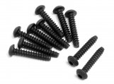 #94388 CAP HEAD SCREW M3x16mm (10pcs)