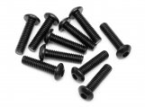 #94556 BUTTON HEAD SCREW M4x16mm (HEX SOCKET/10pcs)