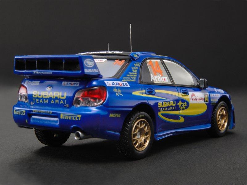 947 Subaru Impreza Wrc 2006 14 Japan