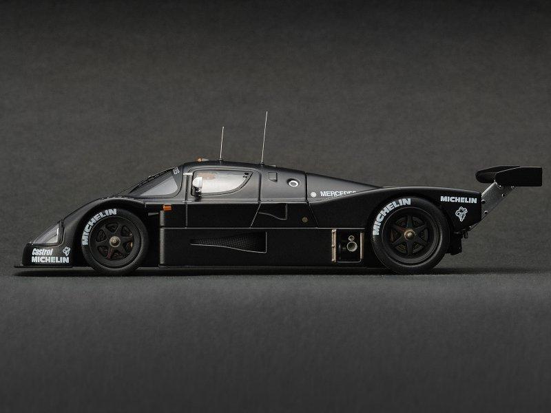 993 sauber mercedes c9 test car. Black Bedroom Furniture Sets. Home Design Ideas