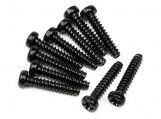 #Z452 TP. BUTTON HEAD SCREW M2x10mm (10pcs)