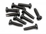 #Z552 TP. BUTTON HEAD SCREW M3x10mm (10pcs)