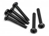 #Z571 TP. BINDER HEAD SCREW M3x20mm (6pcs)
