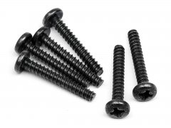 TP. BINDER HEAD SCREW M3x20mm (6pcs)