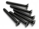 #Z649 TP. FLAT HEAD SCREW M4x30mm (6pcs)