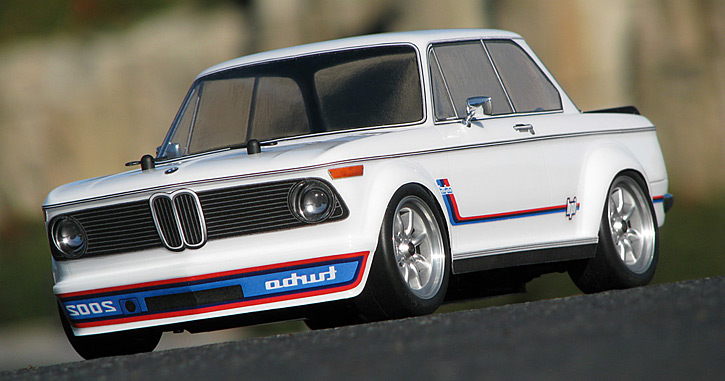 101559 Cup Racer 1M Kit w/ BMW 2002