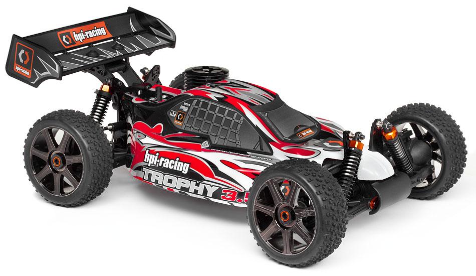 hpi trophy 3 5 rtr 1 8 nitro buggy w 2 4ghz hobby shop. Black Bedroom Furniture Sets. Home Design Ideas