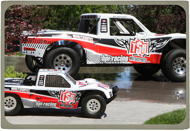 Trophy Truck For Sale >> 103035 Mini Trophy Rtr 4wd Desert Truck With Dt 1 Truck Body