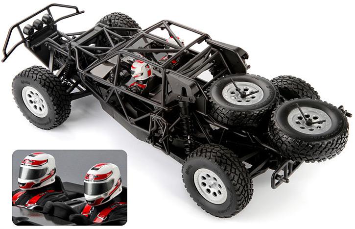 #103035 MINI-TROPHY RTR 4WD DESERT TRUCK WITH DT-1 TRUCK BODY