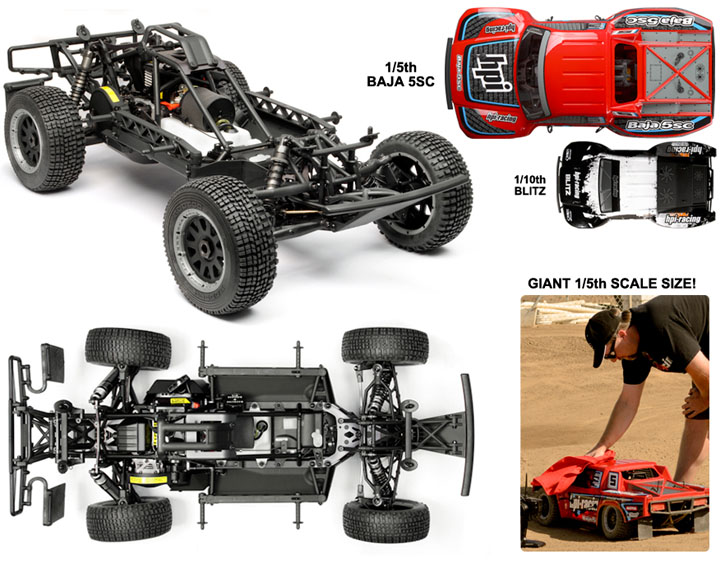 109964 baja 5sc  hpi baja 5t parts diagram #6