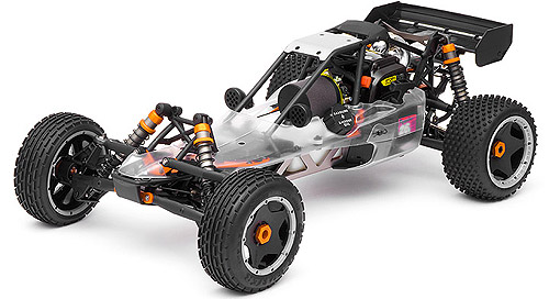 gasoline remote control car