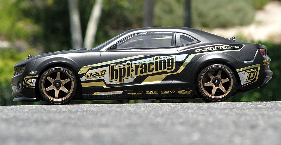 Hpi Sprint 2 Drift Rtr 2010 Chevrolet Camaro Hobby Shop Sydney Rc