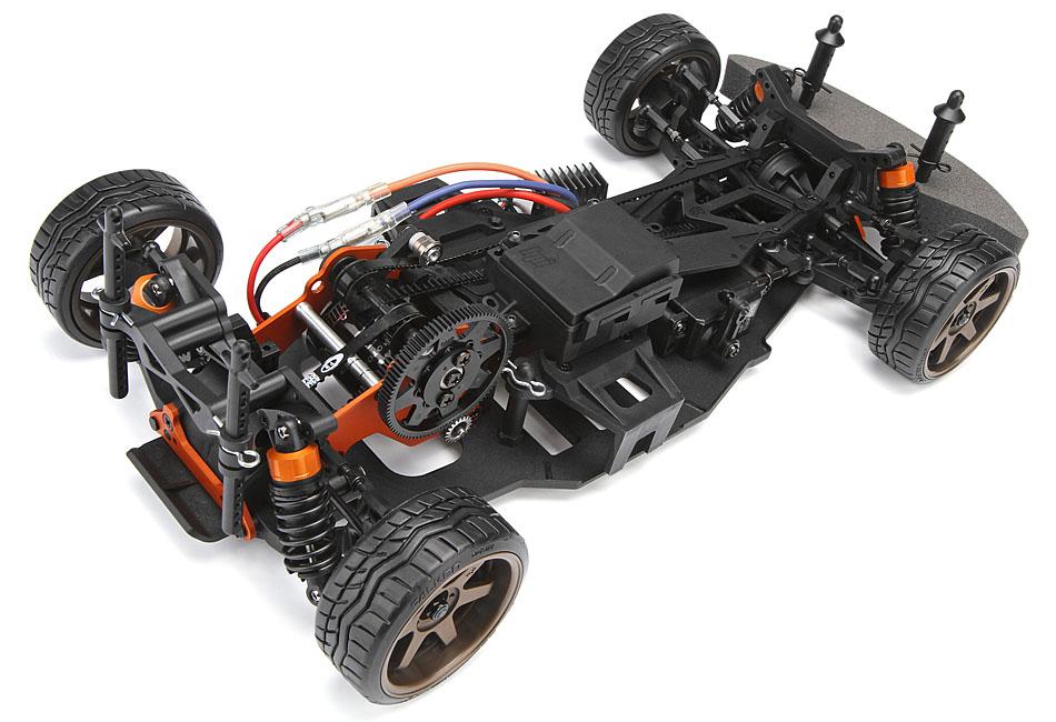 Racing Wind Rtr Electric Rc Drift Car