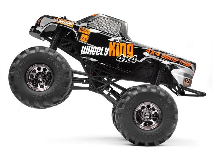106173 Wheely King 4x4