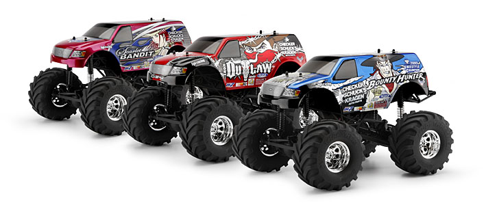 Genuine HPi Racing R//C Parts! Drivetrain Parts HPI WHEELY KING 4X4