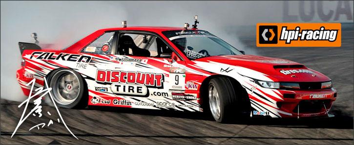 Drift Nissan Discount Tire