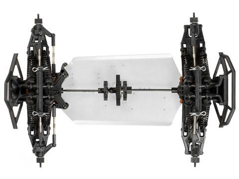 Image of Bullet ST driveline