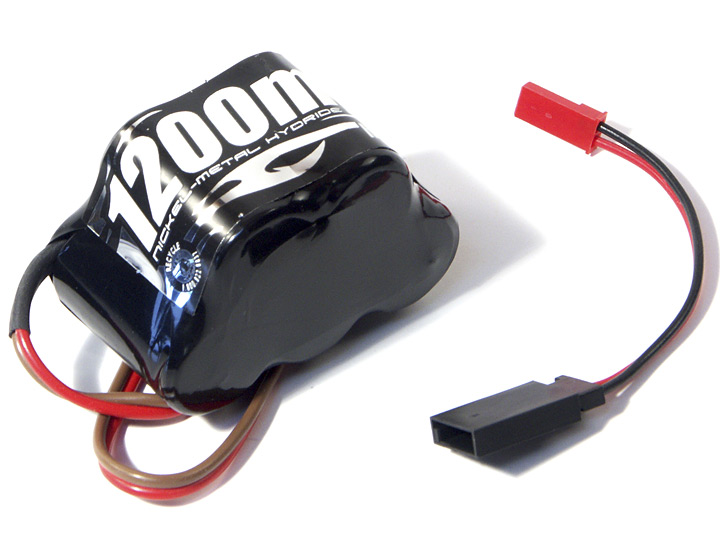 Image of Receiver Pack and Charger