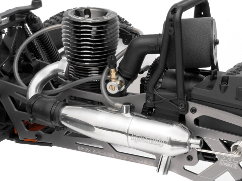 Image of Aluminium Exhaust System