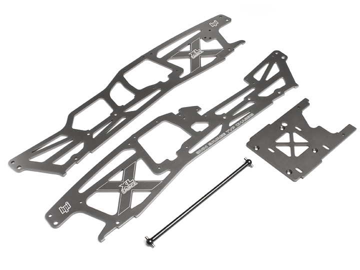 Image of Extra-Long Alloy Chassis