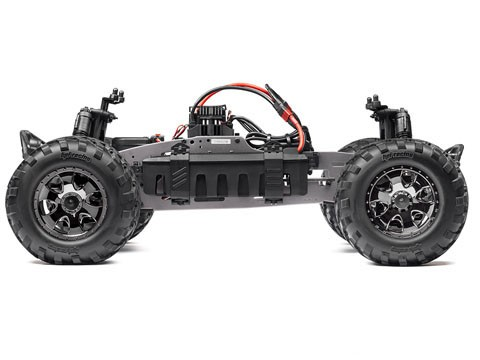 SAVAGE XL FLUX 1/8 4WD ELECTRIC MONSTER TRUCK (#112609) | HPI Racing UK