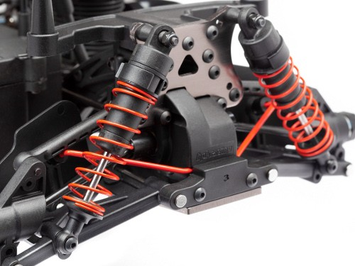 Tunable suspension