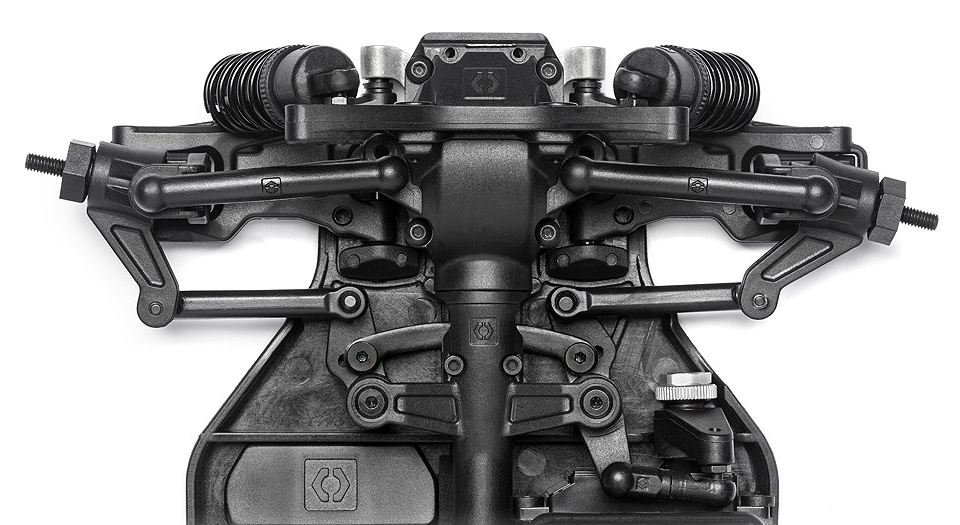 HPI Racing Body Mount Set for the RS4 Sport 3