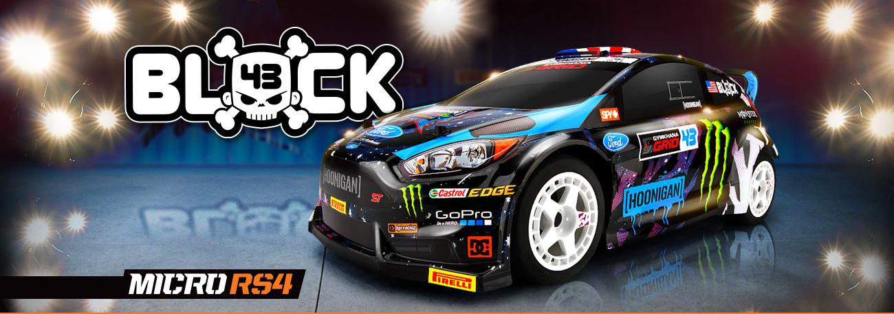 ken block 2015 ford fiesta st rx43 micro rs4 (#115387) | hpi racing uk