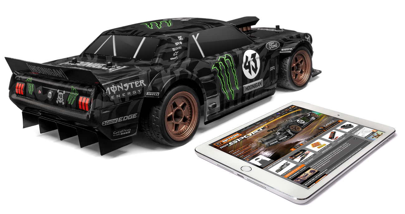 Rs4 sport 3 1965 hoonicorn ford mustang 1 10 4wd electric car 115990 hpi115990 rc pit stop - Hoonicorn specs ...