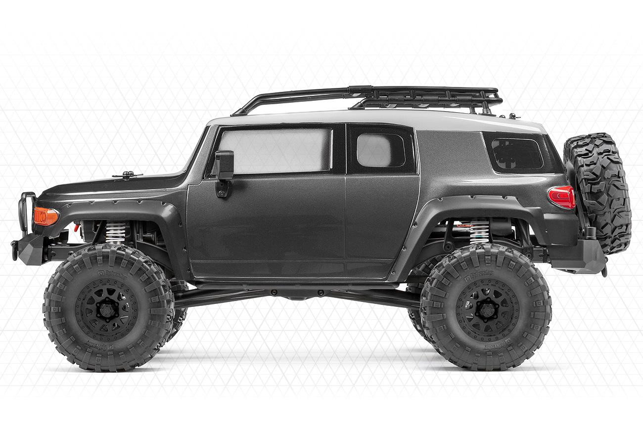 116558 X Venture Toyota Fj Cruiser Grey