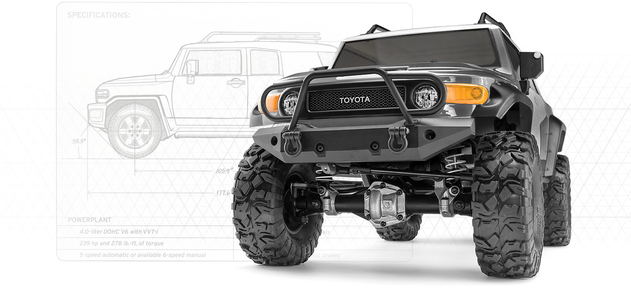 Interview With The Venture Fj Designer At Hpi Racing