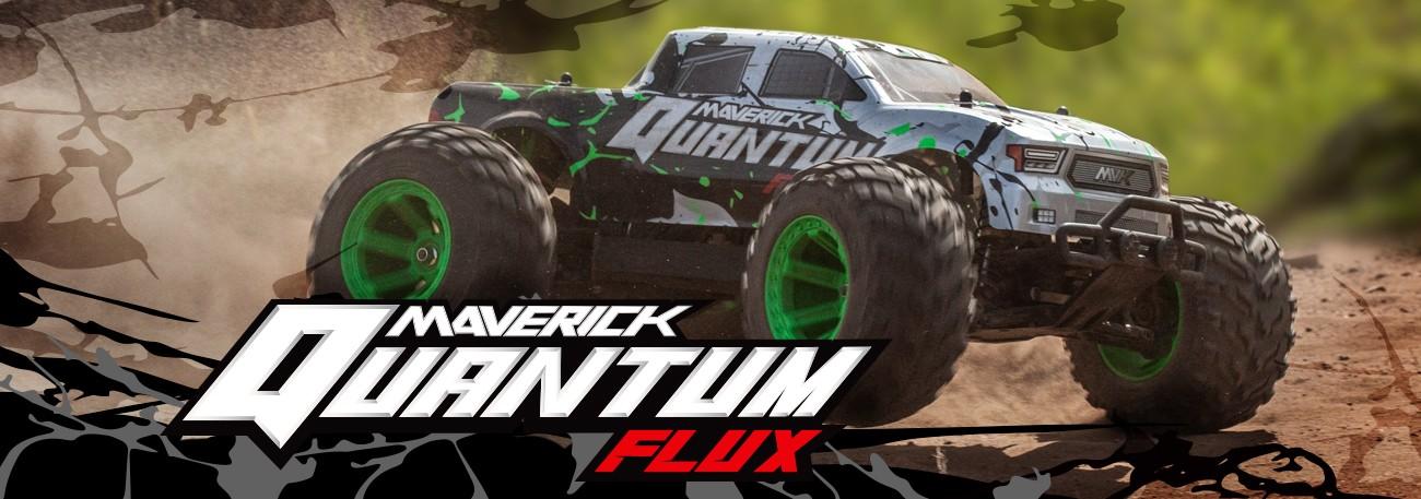 MAVERICK Quantum MT Flux 1/10 4WD Monster Truck RTR